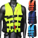 Adult Kids Life Jacket Kayak Ski Buoyancy Aid Vest Sailing Watersport
