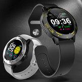 Bakeey C68 Full Touch Fitness Tracker-polsbandje Hartslag bloeddrukmeter Weerweergave Smart Watch
