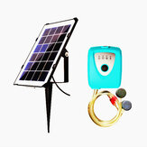 Solar Power Oxygenator 6V 3,5 W Solar Power Panel Oxygenator Aquarium Teich Geräuscharm Solarbetriebene Luft Pumpe