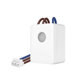 [GüçÖlçümSürümü]BroadLinkxBestCon SCB1E 10A DIY Akıllı Anahtarı WiFi APP Kontrolü Kutu Zamanlama Anahtarı Kablosuz Uzakdan Kumanda Denetleyici