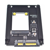 ITHOO MSATA1S-N01 MSATA to SATA 3.0 SSD PCI-E Expansion Card 6Gbps for Desktop Computer