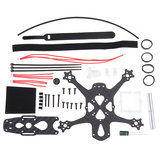 Endless 110mm/124mm 2.5/3 Inch ALL IN ONE Frame Kit FPV Multi Rotor