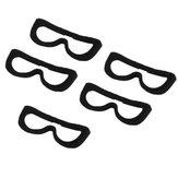 5 قطع Eachine EV100 ترقية Soft تنفس الإسفنج رغوة ل fpv نظارات واقية قطع الغيار