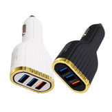 Quick Charge 3.0 3 USB Car Charger For Smartphone Tablet