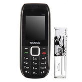ODSCN 1616 1.77 inch 3000mAh FM Radio Whatsapp bluetooth Vibration Dual SIM Card Dual Stand Feature Phone