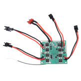 RBRC Receiver Circuit Board for RB1277A 1/12 RC Vehicels Model Spare Parts
