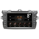 8 Inch 2Din WINCE 6.0 Car MP5 Player Touch Screen Stereo FM Radio GPS DVD bluetooth For Toyota Corolla 2009-2010
