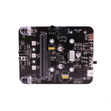 Yahboom Microbit Expansion Board Module Professionelle Adapterplatte für den Microbit Smart Robot