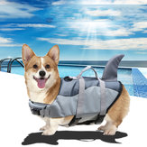 XS/S/M/L/XL Adjustable Dog Life Jacket Pet Swim Clothing Float Coat Safety Pet Vest