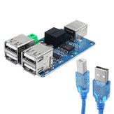 Isolateur USB Quad USB HUB Module d'isolement Couplage Protection Board ADUM3160