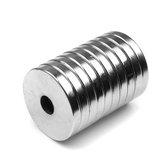 10st 20x3mm NdFeB Neodymium magneet met 3 mm gat verzonken ronde ringmagneten