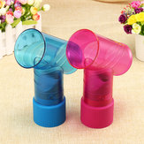 Portable Hairdressing Curly Hair Styling Magic Wind Spin Dryer Diffuser Salon Tools