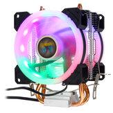 Ventilador de refrigeração 4Pin do refrigerador do processador central do Aurora para Intel LGA 775 1150 1151 1155 1156 1366 AMD