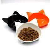 Materiał melaminowy Typ kota Miska dla zwierząt domowych Antypoślizgowa Śliczna 10 kolorów Dostaw dla zwierząt domowych Kot i pies Uniwersalny