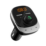 Bakeey 3.4A Dual USB LED Display Fast Charging USB Car Charger bluetooth FM Transmitter For iPhone XS 11 Max Pro Huawei P30 Pro Mate30 Xiaomi Mi9 9Pro S10+ Note10