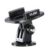 VIJIM GP-2 Quick Release Plate Bracket Mount Adapter Base for Gopro Hero DJI OSMO Action SJCAM EKEN Sports Camera