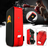 Kick Boxing Pad Punching Bag Foot Target Mitt Training Sparring Bag