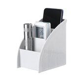 Remote Control Phone Stand Holder Desktop Organizer Home Office Storage Boxes