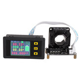 100A /200A /300A/500A LCD Combo Meter Voltage Current KWh Watt Meter 12V 24V 48V 96V DC120V Battery Capacity Power Monitoring