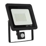 10W / 20W / 30W / 50W / 100W Projecteur LED Projecteur de sécurité étanche Projecteur de travail AC220V