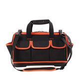 ツールケース付き1680Dオックスフォードクロスマルチファンクショナルシックツールストレージバッグ