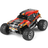 Wltoys 18405 1/18 2.4G 4WD Electric RC Car Off-Road Truck Vehicles RTR نموذج