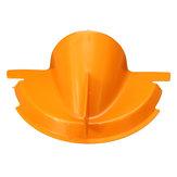 Outil d'entonnoir primaire de remplissage d'huile pour portable Harley orange