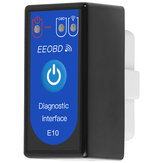 Adattatore per scanner diagnostico auto wireless OBD2 ELM327 E10 WIFI