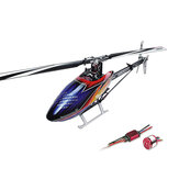 UITLIJNEN T-REX 470LM E06 Dominator 6CH 3D Flying Belt Drive RC Helicopter Metal Kit Met 1800KV Motor 50A ESC