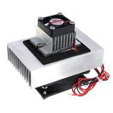 XD-37 12V 72W電子半導体冷凍DIY空気冷却システム小型空調
