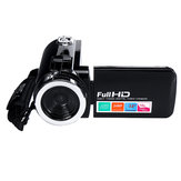 4K HD 1080P 24MP 18X Zoom 3 Pollici LCD Videocamera digitale Video DV fotografica Con microfono