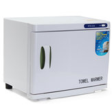 110V/220V 23L 200W UV Towel Sterilizer Warmer Cabinet Disinfection Heater Hotel Salon