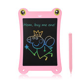 NEWYES 8.5 inch Frog Colors screen LCD Writing Tablet Drawing Handwriting Pad Message Board Kids Writing Board Educational
