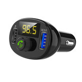 BT23 Car MP3 Player QC3.0 Fast Charging LED screen Hand-free FM Transmitter