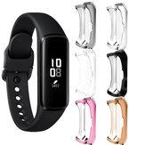 Bakeey SM-R370 Plating krasbestendige TPU-horlogeklep voor Galaxy Fit