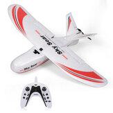 Attop P01 RTF vliegtuig 400 mm draagwijdte 2.4 GHz 3CH RC vliegtuigen op afstand bestuurbare vaste vleugel vliegtuig vliegtuigen Outdoor Toy Trainer
