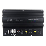 PA-80D Amplifier 12V 1000W Car Audio High Power Mono Amplifier Amp Board Powerful Subwoofer Bass Amp