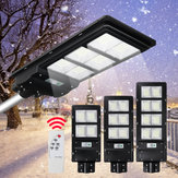 300/600/900 W LED Solar Street Light Motion Sensor al aire libre Aplique