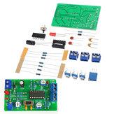 8038 Generator sygnału funkcyjnego DIY zestaw generatora przebiegów elektroniczne części do produkcji DIY