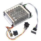 Regolatore del motore DC PWM 10V-55V 12V 24V 36V 48V 40A Controller del modulo di controllo della velocità del motore con guscio e Display