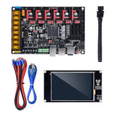 BIGTREETECH SKR Pro V1.1 Control Board + TFT35 V2.0 Touch Screen + 6Pcs A4988 Driver Kit for 3D Printer Part Part