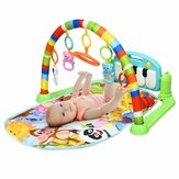Baby Fitness Rack Multifunctional Music Frame Pedal Piano Newborn Early Education Toys