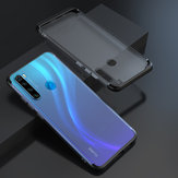 Xiaomi Redmi Note 8 Case Bakeey 3 In 1 Detachable Matte Translucent Plating Shockproof PC保護ケース