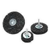 NAJLEPSZE tarcze szlifierskie do usuwania rdzy o średnicy 6 mm z czarnym diamentem Ściernica do obierania farby