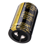 10000UF 50V 35x50mm Radial Aluminium Electrolytic Capacitor High Frequency 105°C