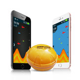 Fish Tools Fishfinder Wireless Sonar Fishfinder Marine Zee Meer Vissen iOS Android App Fish Sounder