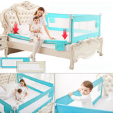 Baby Guard Bed Rail Toddler Safety Adjustable Kids Infant Bed Universal 71