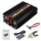 Peak 10000W Power Solar Inverter Converter Solar Adapter with Digital Display 12V DC to 220V AC-240V AC