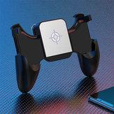 Bakeey Gaming Controller Trigger Grip Game Joysticks Para 4-6.5 polegadas Android IOS Telefone Semicondutor Dissipação de Calor Ventilador de Refrigeração