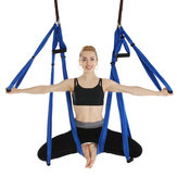 KALOAD Air Yoga Fitness Hammock 550+LBS Load Capacity Yoga Studio Quality Swing Yoga Hammock